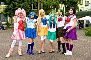 CosplayGirls, Contopia Dortmund 2014