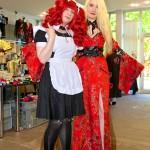 Annemarie und Simone, Contopia Dortmund 2014